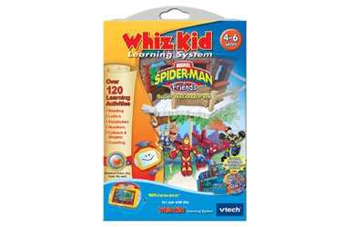 VTech Whiz Kid: Spiderman & Friends: The Super National Park