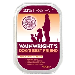 Wainwright S Puppy Tray Dog Food