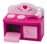Fashion Living kitchen unit for dolls