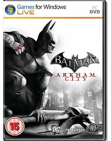 Warner Batman Arkham City on PC
