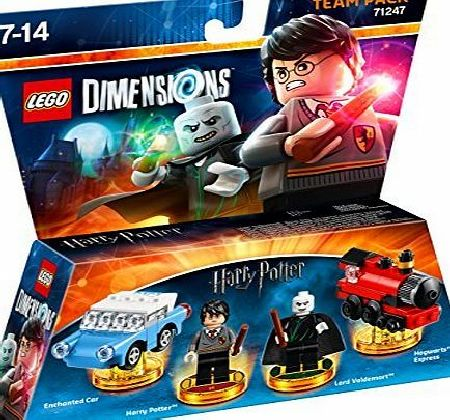 Warner Bros. Interactive Entertainment LEGO Dimensions: Harry Potter Team Pack