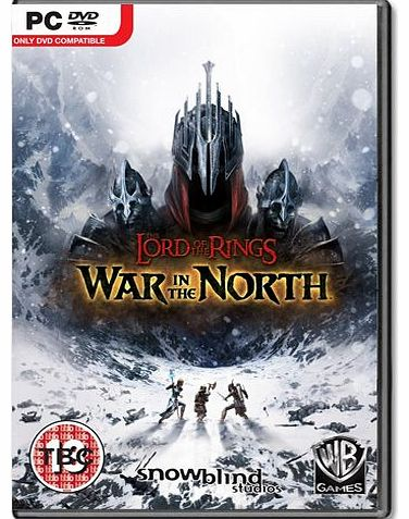 Warner Lord of The Rings War in The North on PC