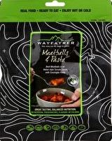 Wayfayrer, 1296[^]59663 Meatballs and Pasta Meal Pouch