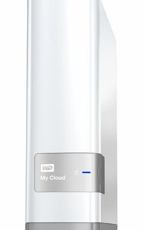 WD My Cloud Personal Cloud Storage NAS - 2 TB product image