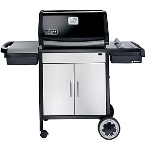 Weber spirit e210 bbq review compare prices buy online for Housse barbecue weber e210