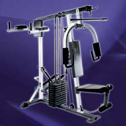 weider weight machine
