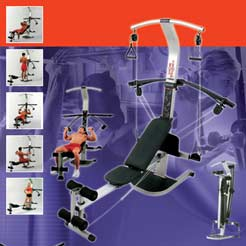 crossbow weight machine
