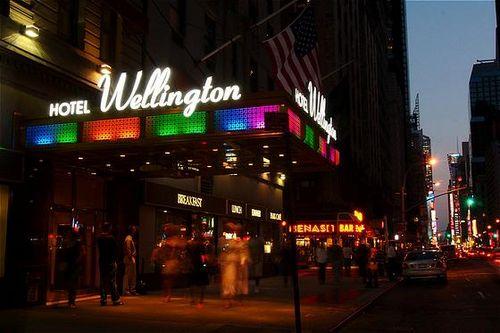 Wellington Hotel New York Times Square
