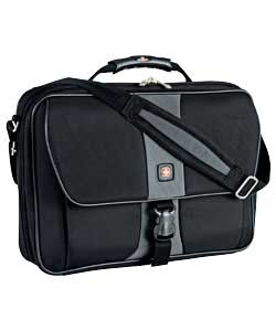 Swissgear Grey/Black 17in Laptop Case