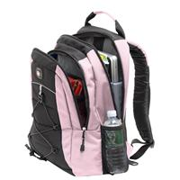 /Swissgear Pink Backpack Fits 15.4 widescreens