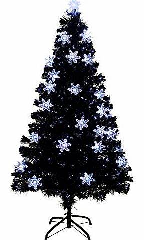 Frosted Tip Christmas Tree