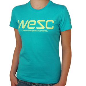 WESC Ladies WeSC Tee shirt
