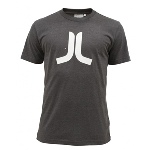 Wesc Mens Mens WeSC Icon T-Shirt. Stone Grey Melange product image