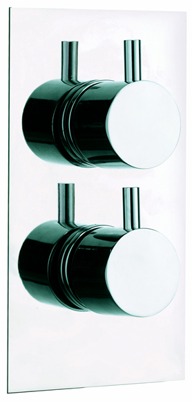 Bound Wall Mounted Thermostatic Valve - CLICK FOR MORE INFORMATION