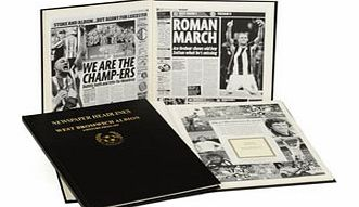 Bromwich Albion Football Archive Book - CLICK FOR MORE INFORMATION