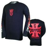 Coast Choppers long-sleeve T-Shirt - CLICK FOR MORE INFORMATION