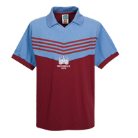 Ham United 1976 ECWC Final Shirt - - CLICK FOR MORE INFORMATION