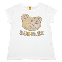 Ham United Bubbles T-Shirt - White - Infants. - CLICK FOR MORE INFORMATION