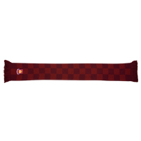 Ham United Check Scarf - Claret. - CLICK FOR MORE INFORMATION