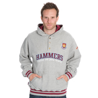 Ham United Core Full Zip Hammers Hoodie - - CLICK FOR MORE INFORMATION