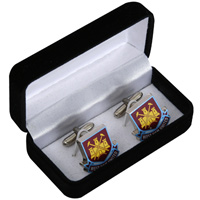 Ham United Cufflinks. - CLICK FOR MORE INFORMATION