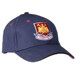 Ham United FC Baseball Cap - CLICK FOR MORE INFORMATION