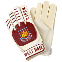 Ham United Goalkeepers Glove - Youth. - CLICK FOR MORE INFORMATION