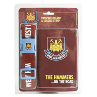 Ham United Passport Set. - CLICK FOR MORE INFORMATION