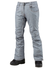 Westbeach Womens Commodore Pant - Indigo Chambray product image
