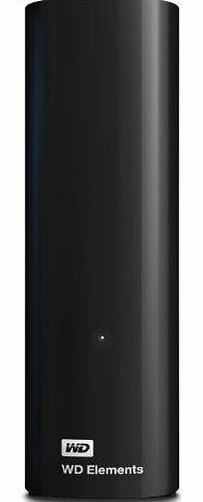 Western Digital WD 2 TB USB 3.0 Elements Desktop Hard Drive for Plug-and-Play Storage product image
