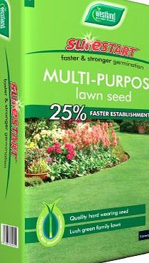Westlands Horticulture Ltd Gro-Sure 120 sq m Multi-Purpose Lawn Seed