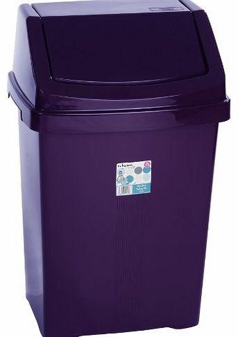 Wham High Grade 50 Litre Extra Large Purple Wham Plastic