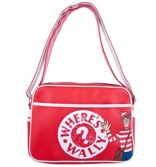 wheres wally Retro Shoulder Bag product image