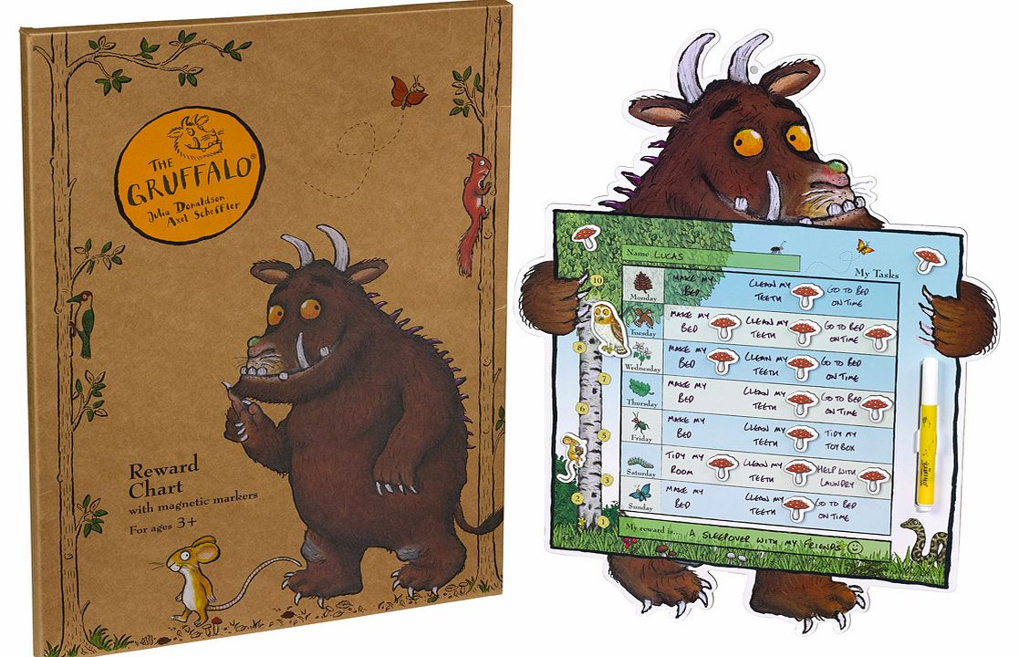 Gruffalo Reward Chart