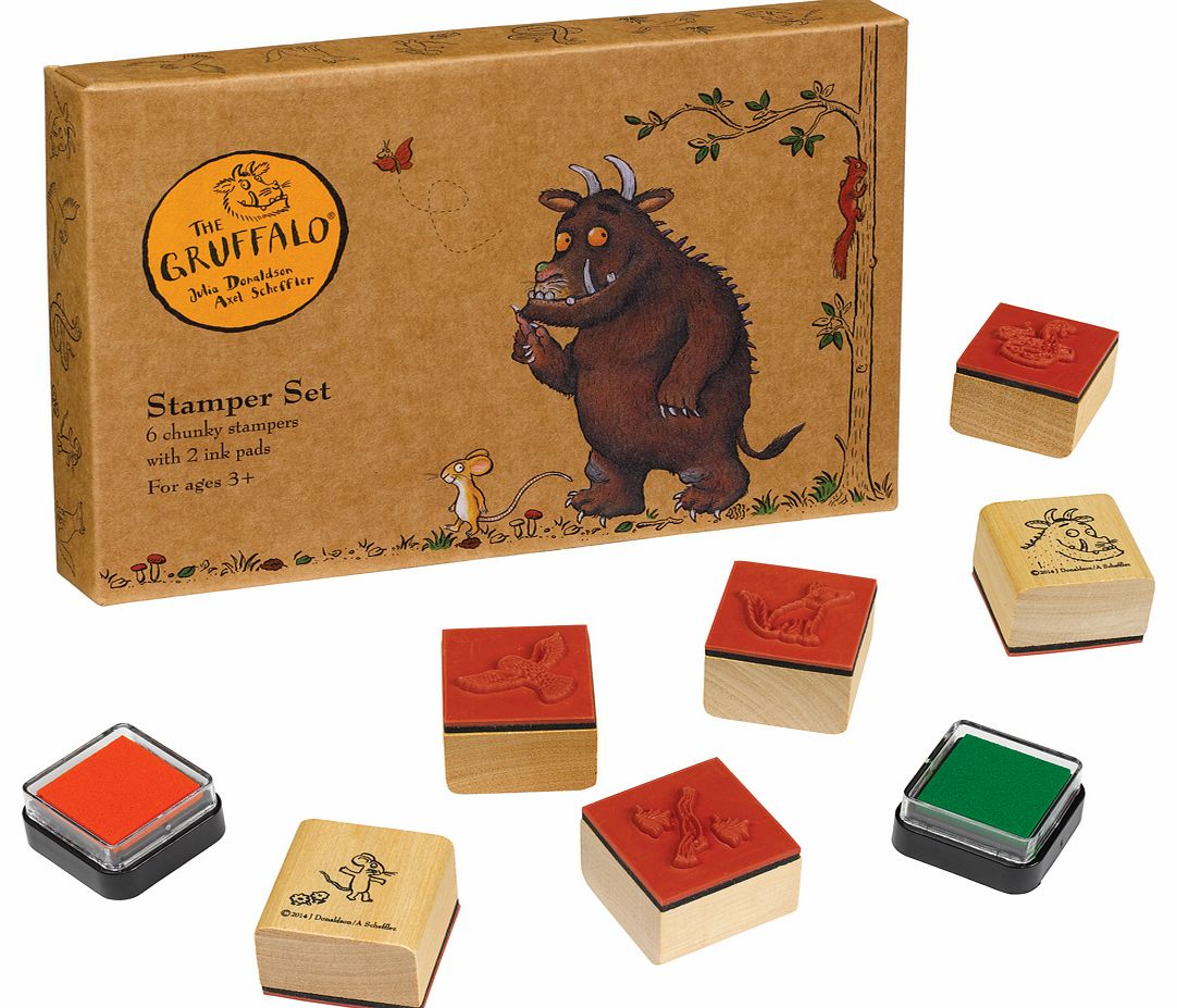 Gruffalo Stamp Kit