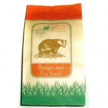 Spikes World Wild Things Badger and Fox Food 2Kg