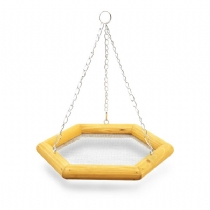 Tom Chambers Snackery Hanging Tray Feeder Single