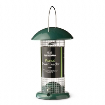Tom Chambers Tower Feeder Green Small Peanut