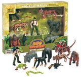 Wild Republic Rainforest Exploration Action Figure Set product image