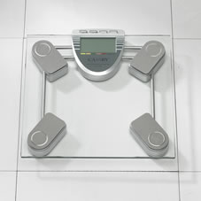 camry bathroom scale instructions