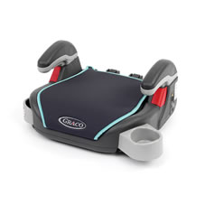 Graco Car Booster Seat Liquorice