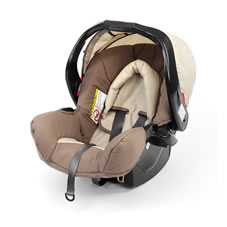 Graco Car Seat Junior Baby Butterscotch
