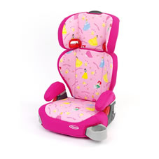 Graco Disney Princess Junior Car Booster Seat