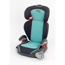 Graco Junior Car Booster Seat Maxi Liquorice