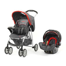 Graco Mirage Travel System Pushchair Blackjack