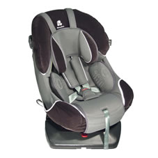Renolux 360 Car Seat Tarmac Nicky Group 0/1
