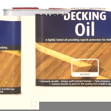 Ronseal Decking Oil Natural 2.5ltr
