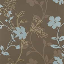 Wilkinson plus home decorating - Teal wallpaper wilkinsons ...