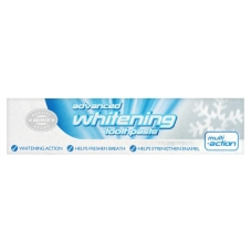 Wilkinson Plus Wilko Advanced Whitening Toothpaste 100ml
