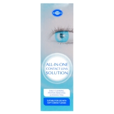 Wilko All-in-one Contact Lens Solution 250ml